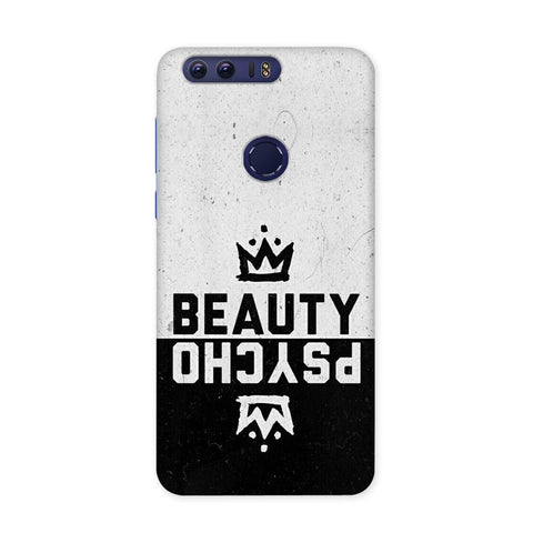 Beauty Psycho Case for Honor 8 Pro