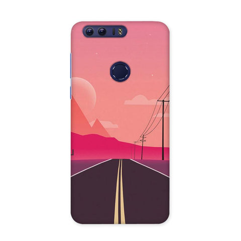 Urban Roads Case for Honor 8 Pro