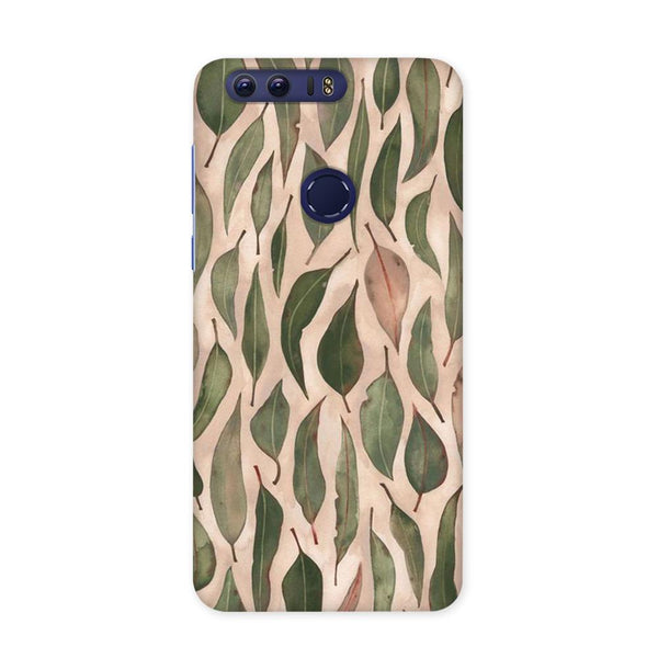 Tezas Leaf Case for Honor 8 Pro