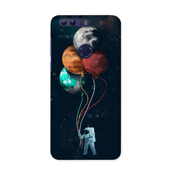 Planets In My Hand Case for Honor 8 Pro