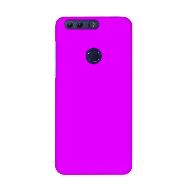 Solid Purple Color Case for Honor 8 Pro