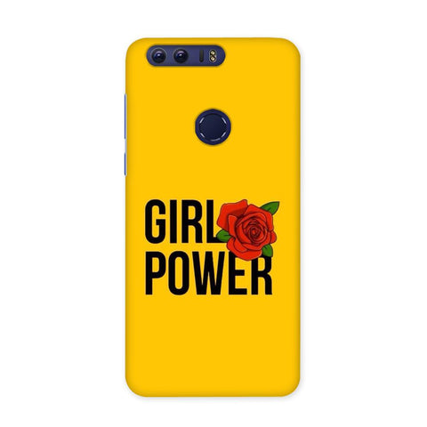 Girl Power Rosey Case for Honor 8 Pro