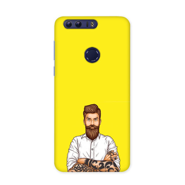 Beardo Cosmo Case for Honor 8 Pro
