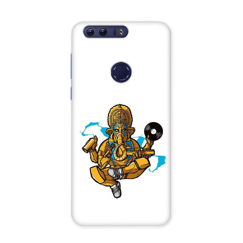 Musical Ganesha Case for Honor 8 Pro
