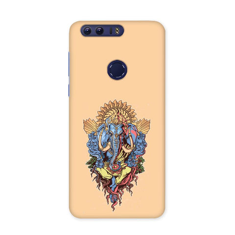 Ganesha Turess Case for Honor 8 Pro
