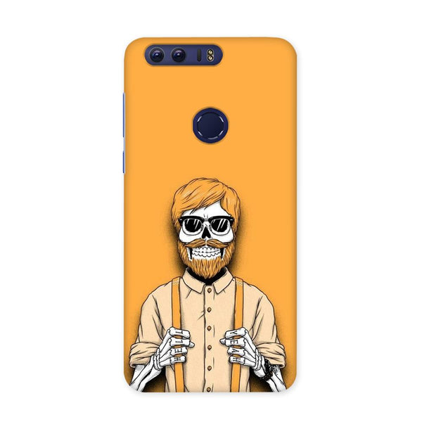 Painted Yellow Case for Honor 8 Pro