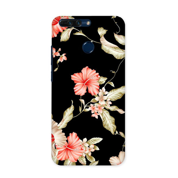 Dark Flower Case for Honor 8 Pro