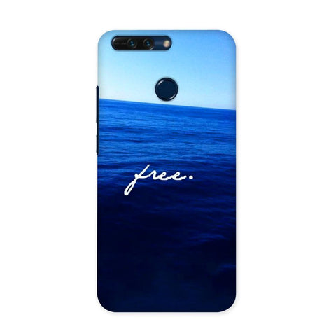Be Free Case for Honor 8 Pro