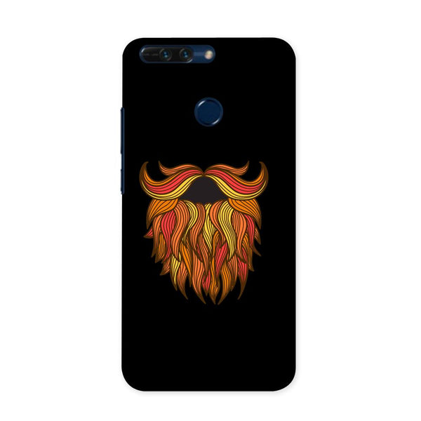 Beard Love Case for Honor 8 Pro