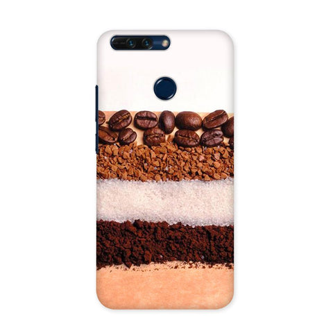 Coffee Bean Case for Honor 8 Pro