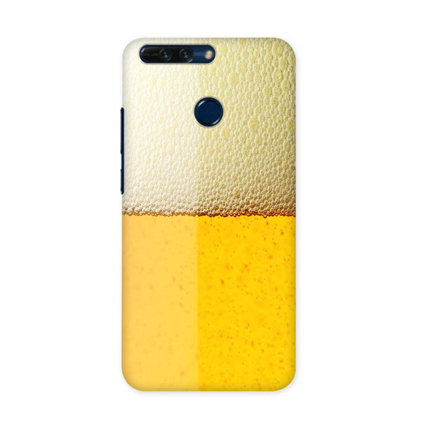 Beer Yellow Case for Honor 8 Pro