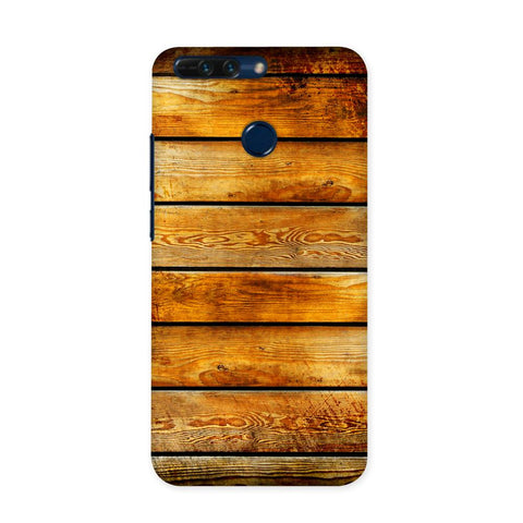 Rosewood Textured Case for Honor 8 Pro