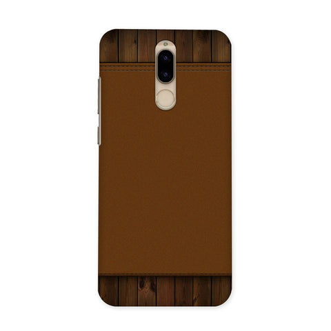 Brown Cosmo Case for Honor 9i