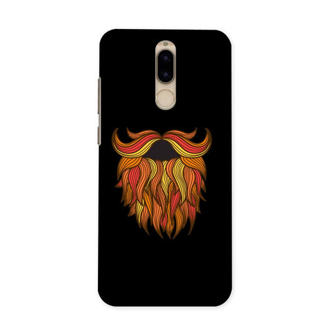 Beard Love Case for Honor 9i