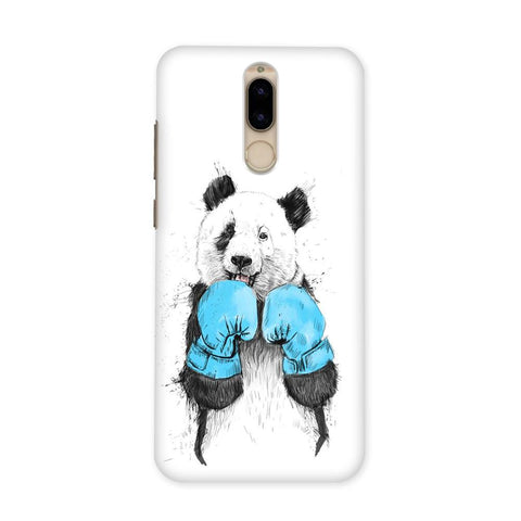 Panda Boxer Case for Honor 9i