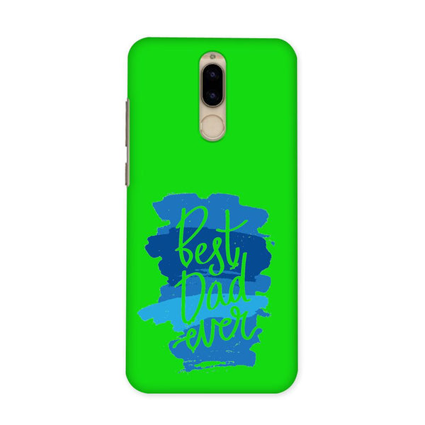 Best Dad Ever Green Case for Honor 9i