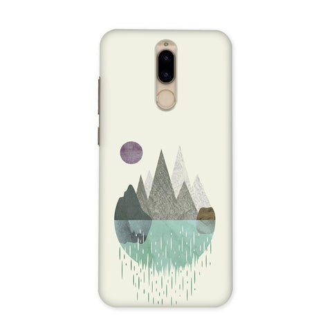Sitto Peaks Case for Honor 9i