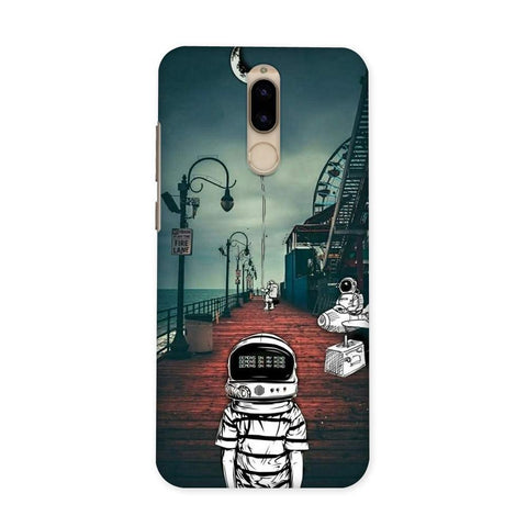 Astronaut Samuca Case for Honor 9i