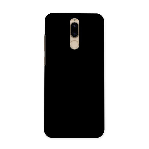 Solid Black Color Case for Honor 9i