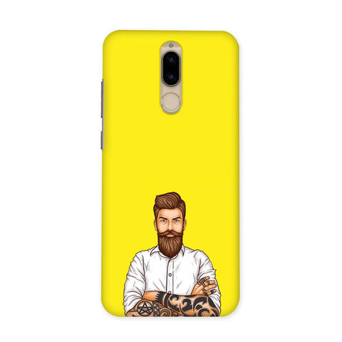Beardo Cosmo Case for Honor 9i