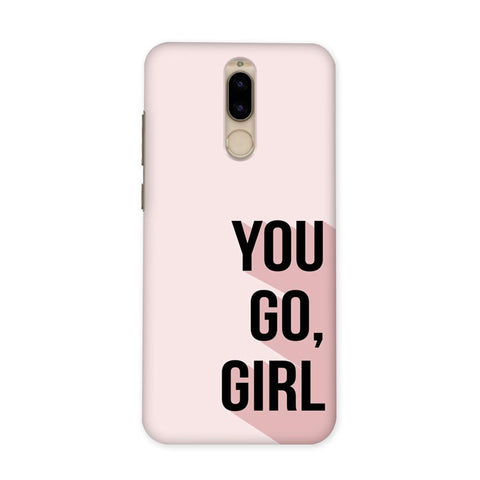 You Go Girl Case for Honor 9i