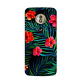 Dark Florista Case for Honor E5