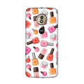 Nail Colors Case for Honor E5