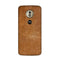 Classic Leather Texture Case for Honor E5