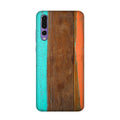 Planks Case for Honor P20 Pro