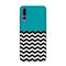 Wavey Chevron Case for Honor P20 Pro