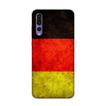 The German Grunge Case for Honor P20 Pro