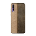 Domero Leather Texture Case for Honor P20 Pro
