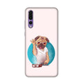 The Pug Chef Case for Honor P20 Pro