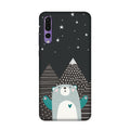 Bear Under The Stars Case for Honor P20 Pro