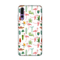 Tropical Nature Case for Honor P20 Pro