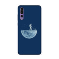 Moon Sweeping Case for Honor P20 Pro
