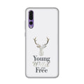 Young Wild Case for Honor P20 Pro