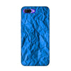 Crumpled Blue Case for Honor 10