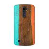 Planks Case for  LG Q10