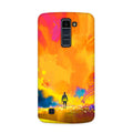 Long Walk Case for  LG Q10