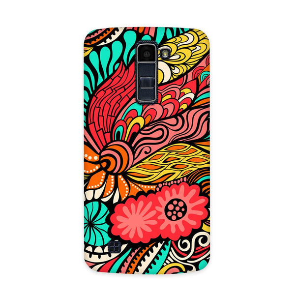 Nature Hues Case for  LG Q10