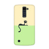 Cute Kitty Case for  LG Q10