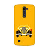 Vintage Car Case for  LG Q10