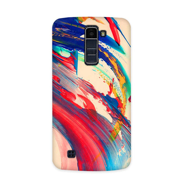 Colored Case for  LG Q7
