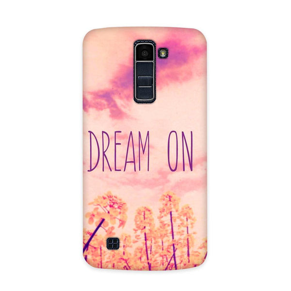 Dream On Case for  LG Q7