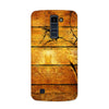 Wood Plank Case for  LG Q10