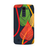 Insignia Leaf Case for  LG Q10
