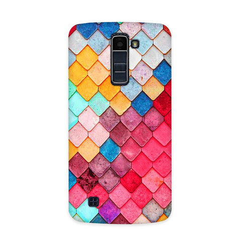 Zimbo Fins Case for  LG Q7