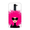 Fashionista Case for  LG Q10