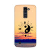 Nature & Karma Case for  LG Q7